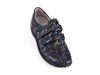 Henni mottled 2 strap loafer