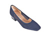 California Hi Tec Fabric Court-NAVY BLUE