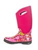 Winter bloom long wellie