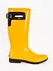 Bogs bright yellow wellington boot