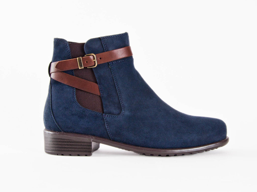 Ara Ankle boot with trim