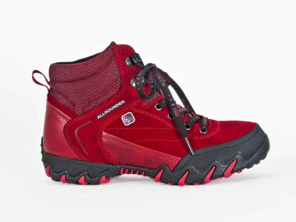 Mephisto walking boot