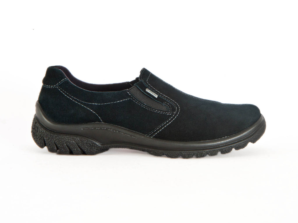 Nubuck Goretex loafer