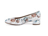Ara High Soft white floral court