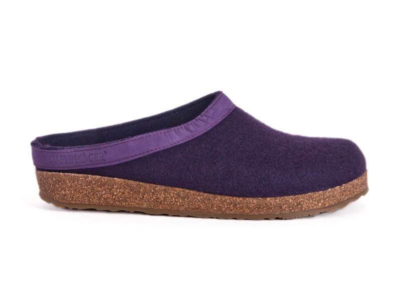 Slipper cork + rubber sole