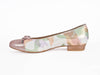 Ara pastel camouflage leather pump