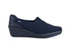Ara Hi-Tec Goretex nubuck wedge loafer