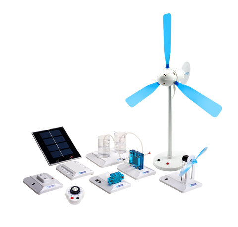 Renewable Energy Science Education Kit (FCJJ-37)