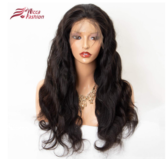 Lace Front Black Wig cheap short wigs for