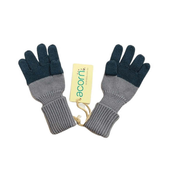 Acorn Beanies Blush / S Acorn Mountain Gloves