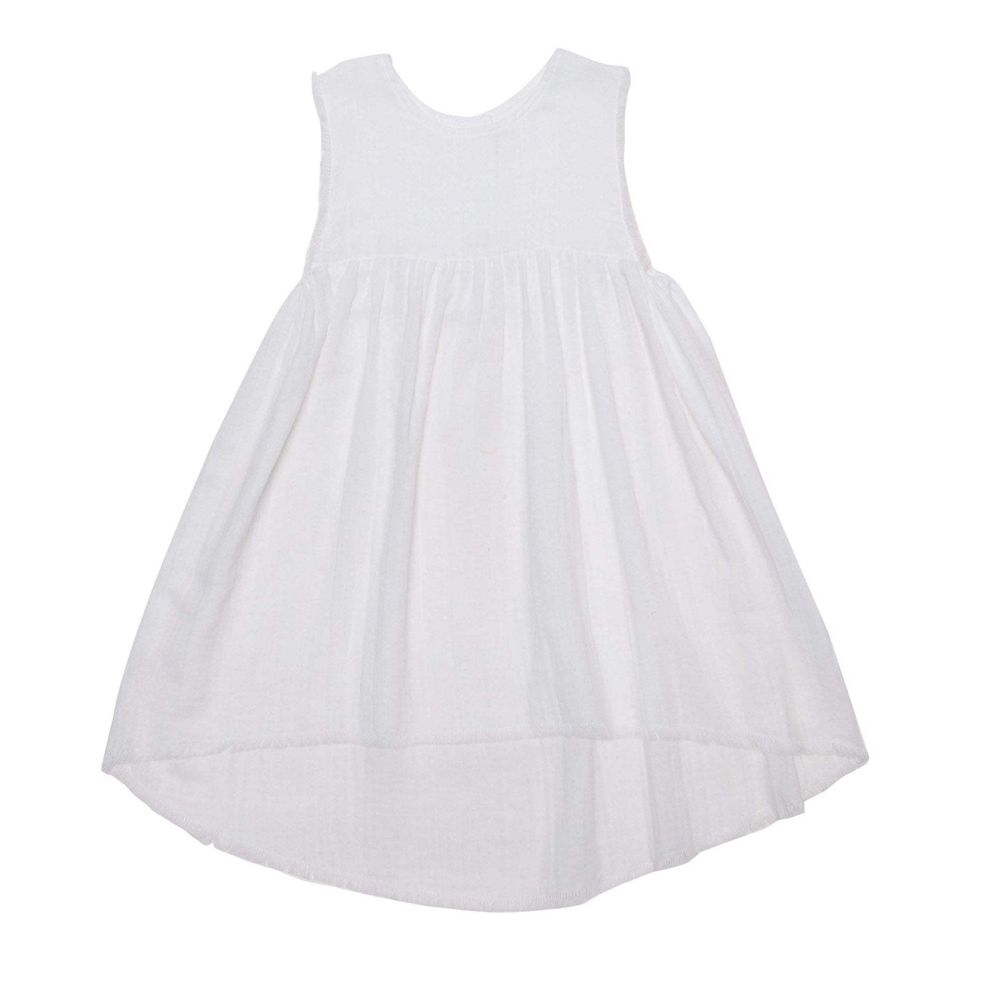 Alex & Ant Dresses Alex & Ant Rylee Dress White