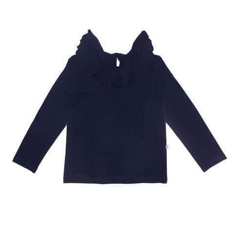 Alex & Ant LS T Shirt Charlie Tee Navy