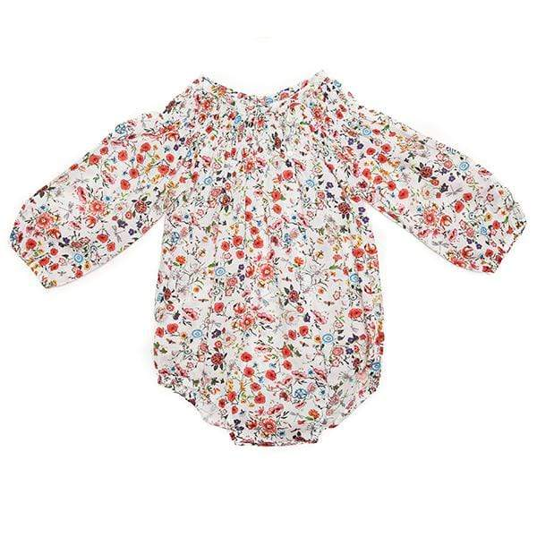 Freya Playsuit Floral