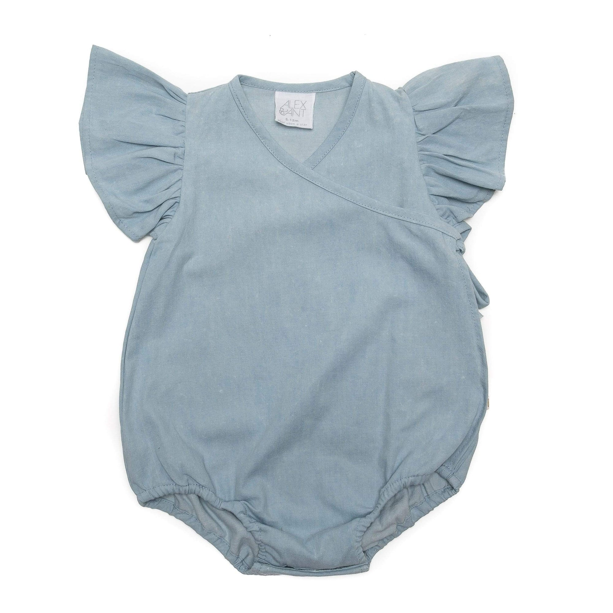 Alex & Ant Playsuit & Jumpsuit Alex & Ant Grace Playsuit Chambray