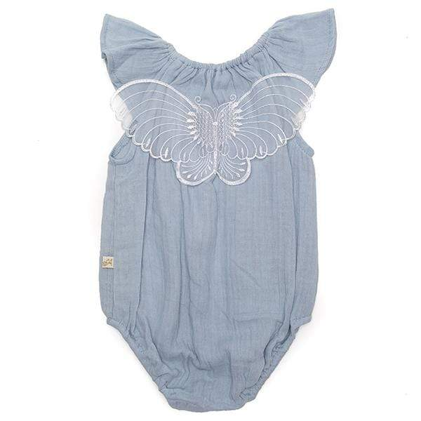 Alex & Ant Playsuit & Jumpsuit Alex & Ant Serenity Playsuit Blue