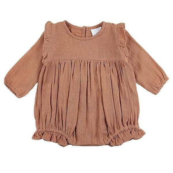 Pippa Playsuit - Rust