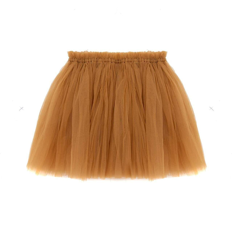 Bella & Lace Skirts 000 Bella & Lace Missie Baby Tutu - Honey