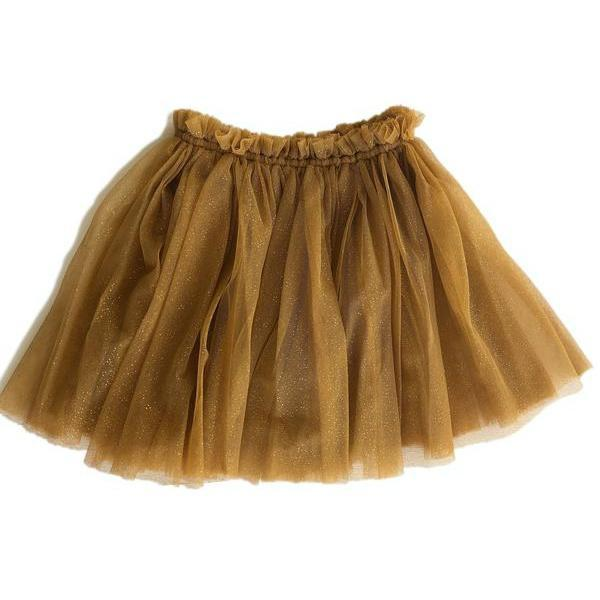 Bella & Lace Skirts Classic Tutu - Butter Chicken Star Dust