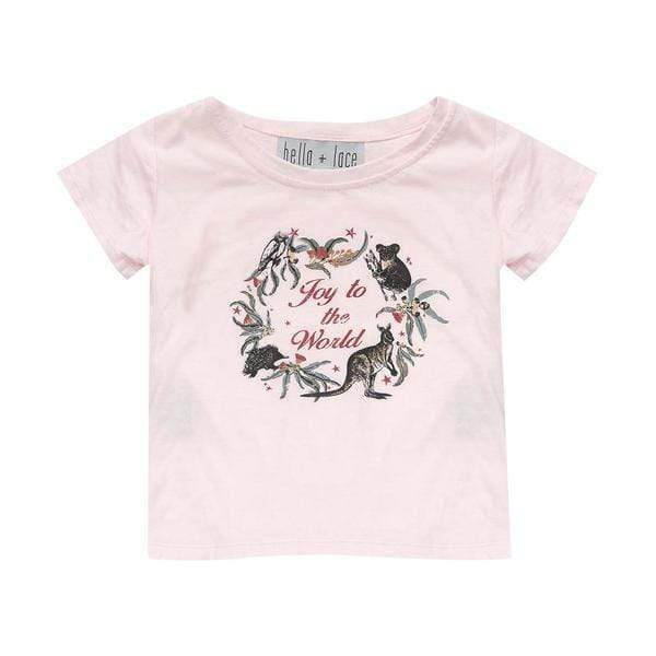 Bella & Lace Ziggy T Shirt