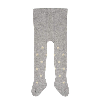 Bella & Lace Tights 3-4 / Pavement Grey Bella & Lace Twinkle Toes