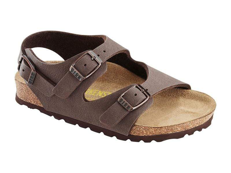 Birkenstock Shoes 24 Roma Kids BF NU - Mocca Narrow