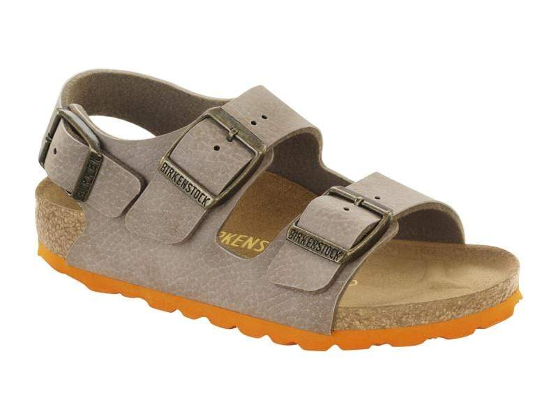 Birkenstock Shoes 28 Milano BF - Desert Soil Taupe Narrow