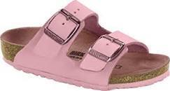 Birkenstock Shoes 30 Arizona Kids BF - Nubuck Rose Regular