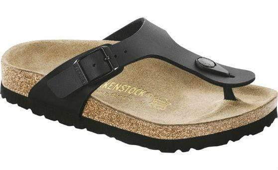 Birkenstock Shoes Birkenstock Gizeh Kids Black