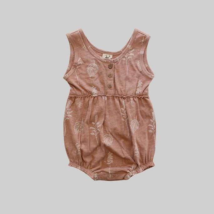 Buck & Baa Bubble Romper