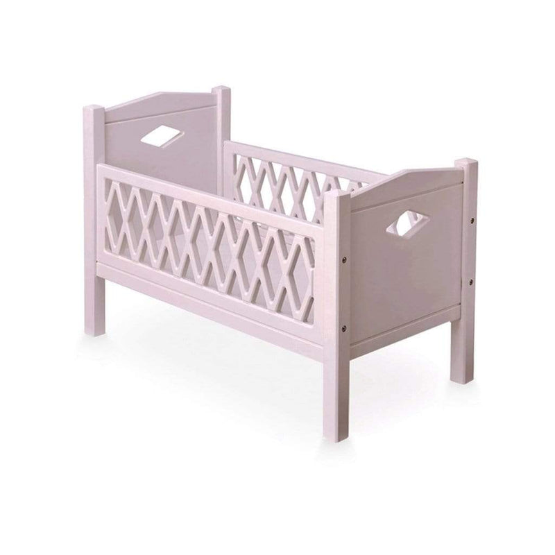 Harlequin Doll's Bed - Blossom Pink