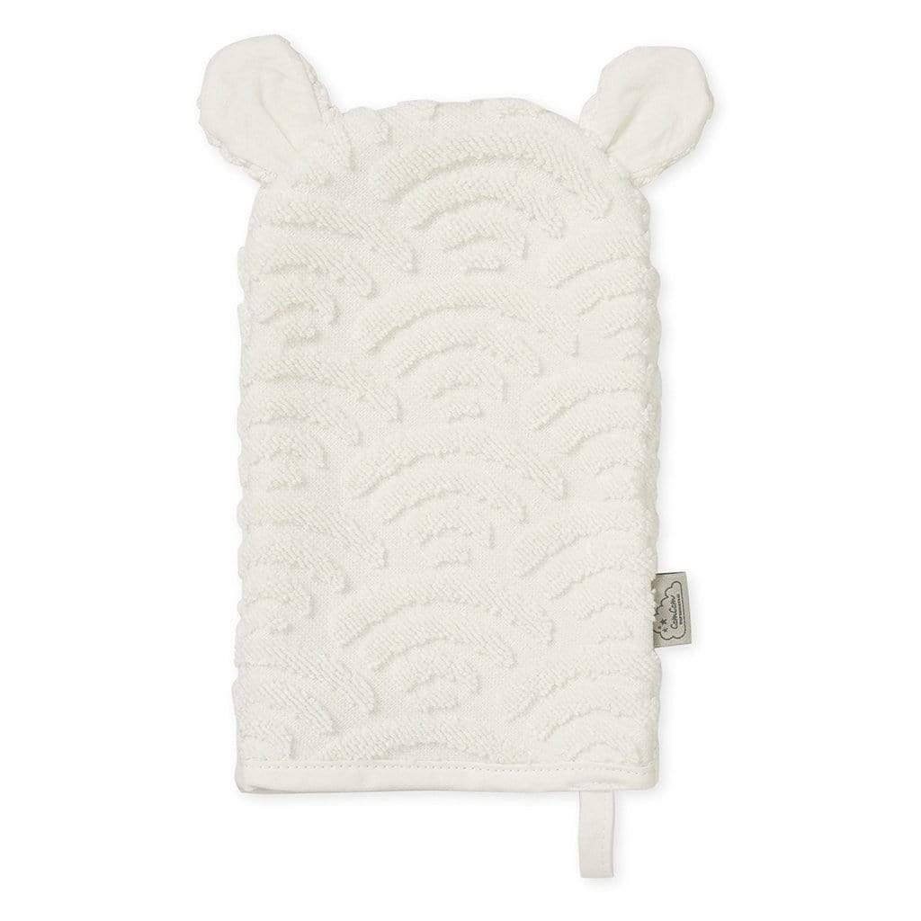 Cam Cam Towels Wash Glove - Off-white