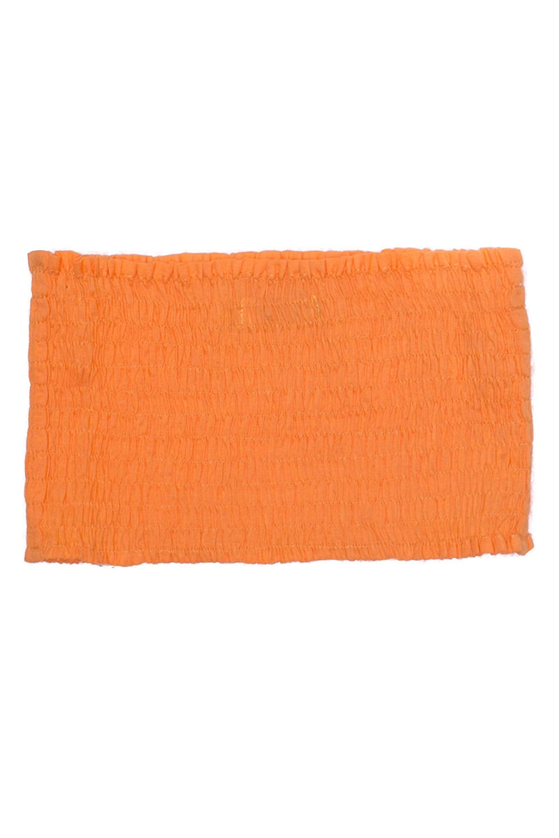 Lark Bandeau Papaya Solid
