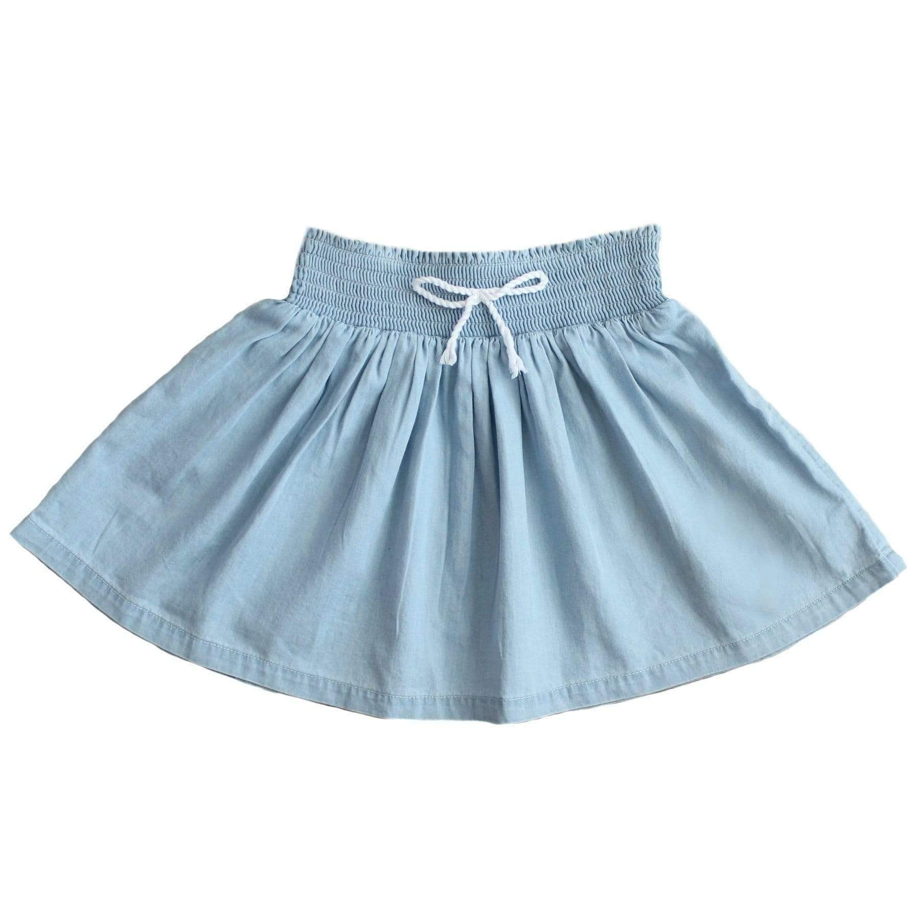 DOL Skirt - Wash Denim