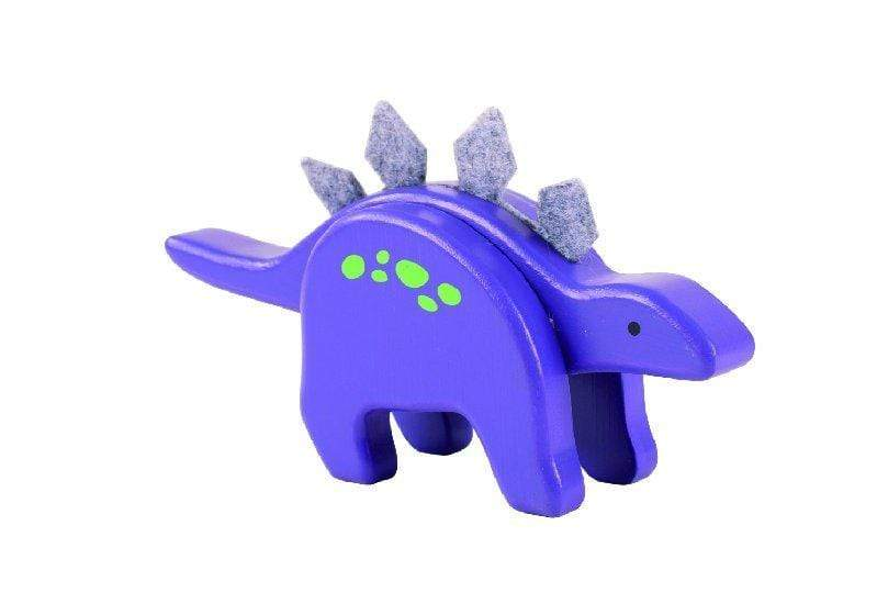 Ever Earth Wooden Toys Ever Earth Bamboo Dino Stegosaurus