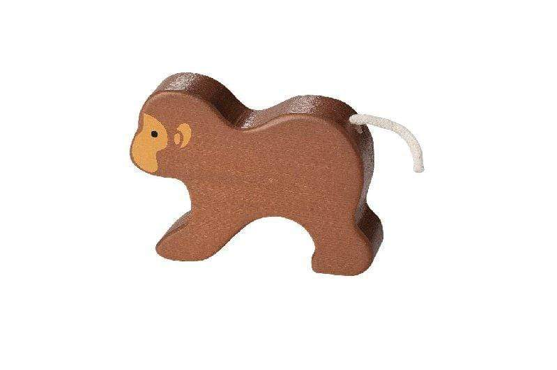 Ever Earth Wooden Toys Ever Earth Bamboo Monkey