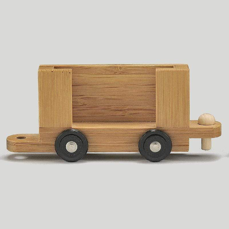 Ever Earth Wooden Toys Ever Earth Name Train Middle Carriage