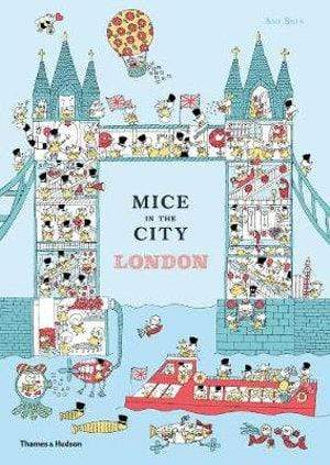 Hardie Grant Books Mice in the City