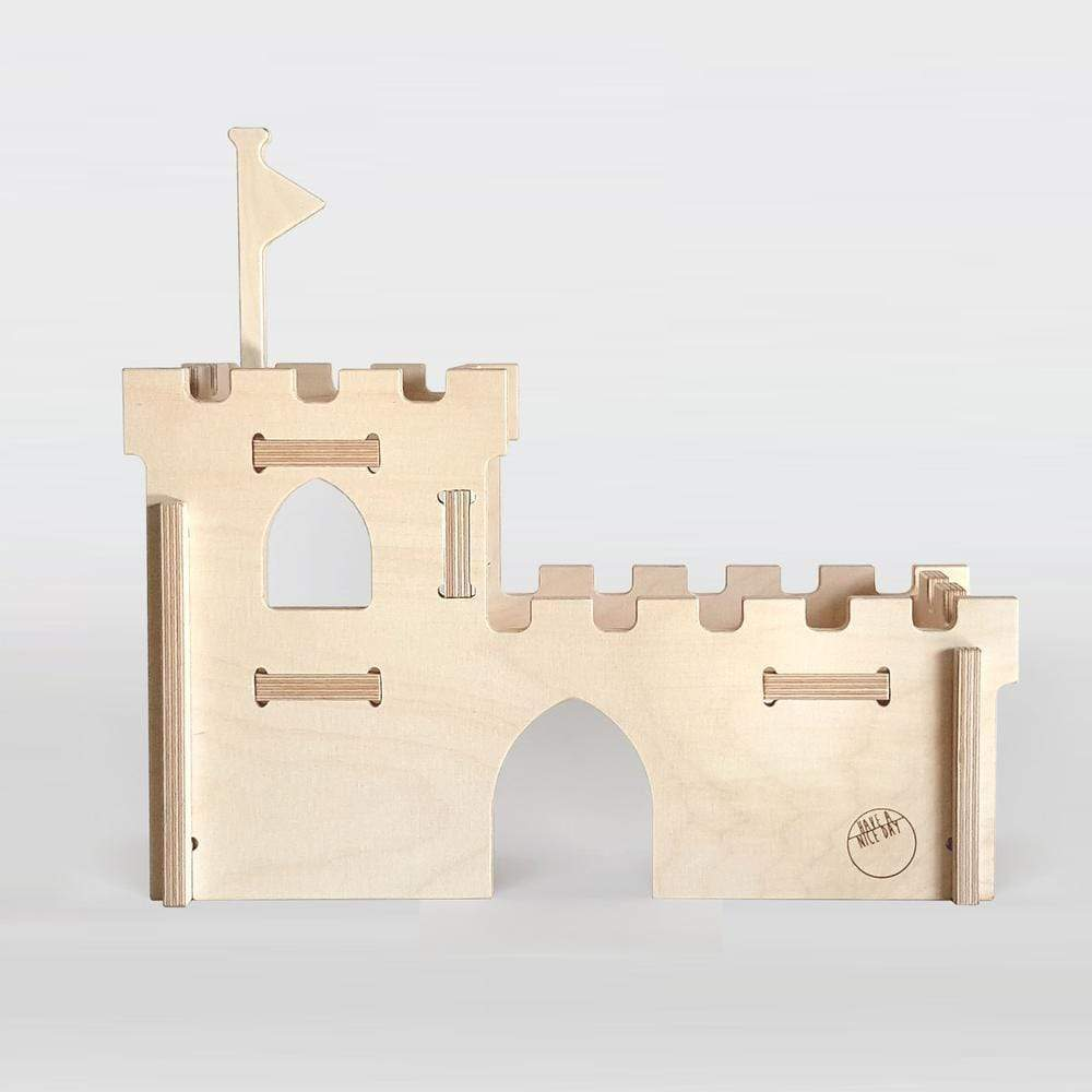 Have a Nice Day Wooden Toys Saturday the Castle