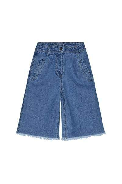 I Dig Denim Jeans Donna Wide Pant - Blue