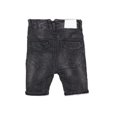 I Dig Denim Shorts I Dig Denim Arizona Jogger Short - Black