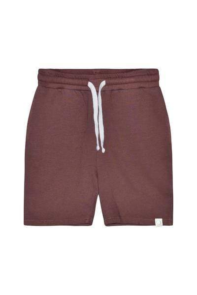 I Dig Denim Shorts Val Sweat Shorts Organic - Dark Ginger