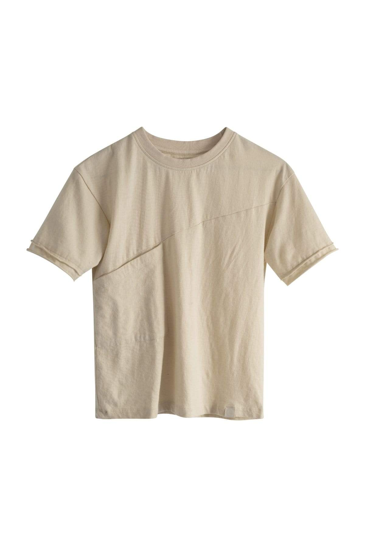 I Dig Denim Loke tee - Off White