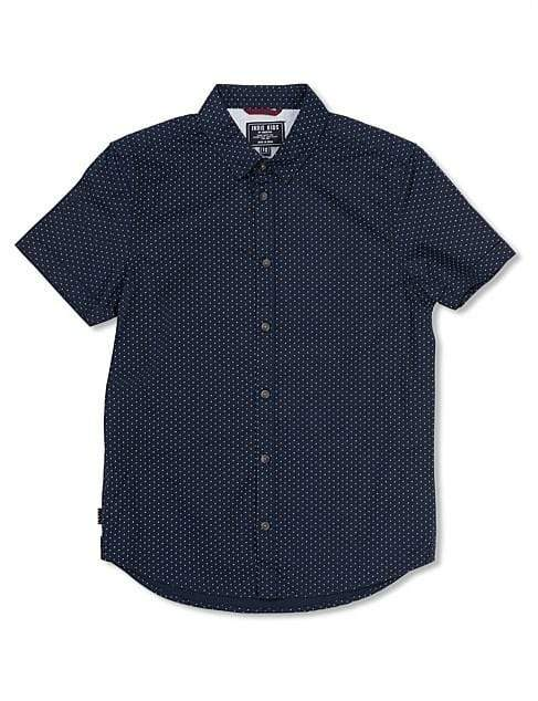 Midnight SS Shirt - Navy