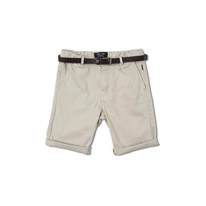 Indie Kids Shorts 4 Indie Kids Cuba Chino Short Talc