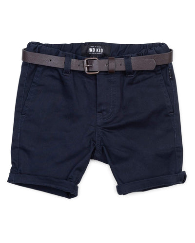 Indie Kids Shorts 8 Indie Kids Cuba Chino Short Navy