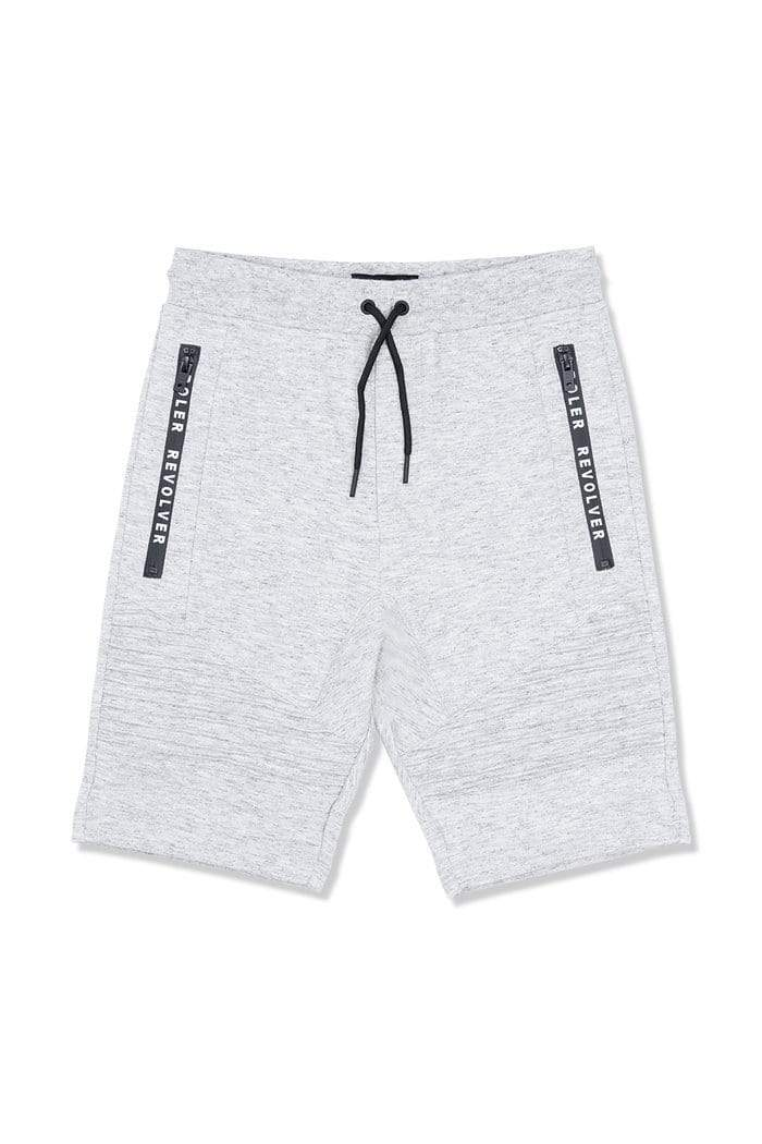 Roler Biker Short - Light Grey