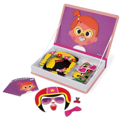 Janod Toys Magnetic Book Janod