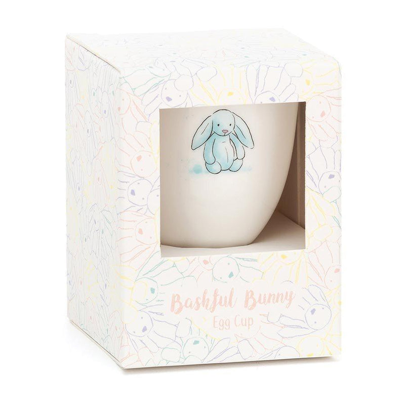 Bashful Bunny Egg Cup - Blue