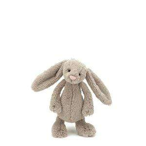 Jelly Cat Soft Toys Bashful Beige Bunny Small