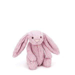 Jelly Cat Soft Toys Bashful Bunny - Tulip Pink Small